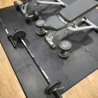 Sport tile for gym