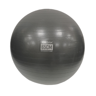 Grey fit ball 65cm