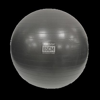 Grey fit ball 65cm