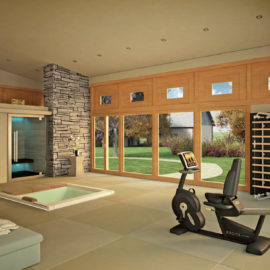 HOTEL GYM DESIGN London