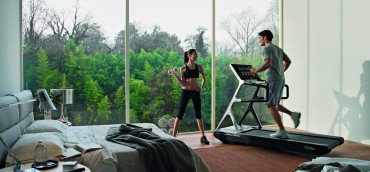 Cardiovascular Home Gym Equipment