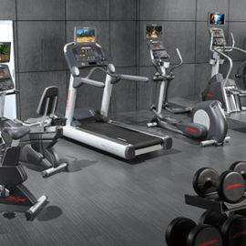 Hotel Gym Design