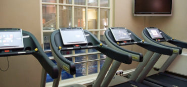 CARDIOVASCULAR GYM EQUIPMENT