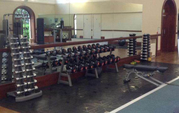 Whitelands Park Residential Gym