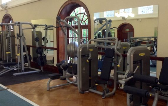 Whitelands Park Residential Gym
