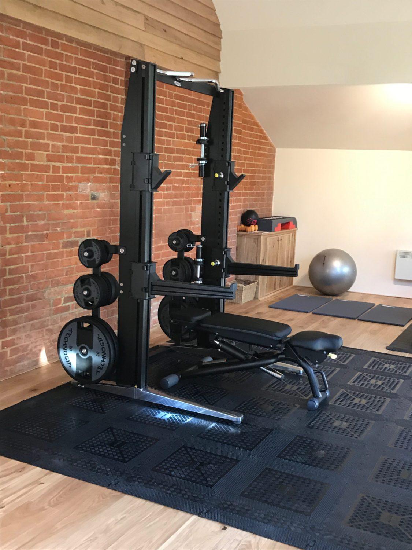 Home Gym Design Dorking