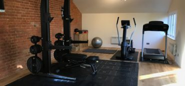 Home Gym Design Dorking