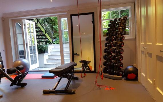 Home Gym Design Knightsbridge