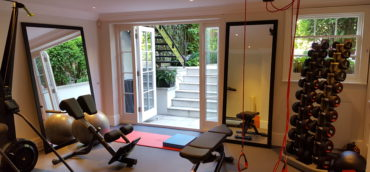 Home Gym Design Knightsbridge