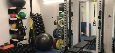 OFFICE GYM IN CENTRAL LONDON